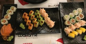 Wakame Gemmayzeh: Some Room for Improvement (closed)