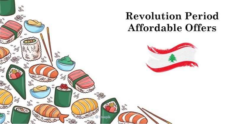 Top 8 Revolution Period Affordable Sushi Offers