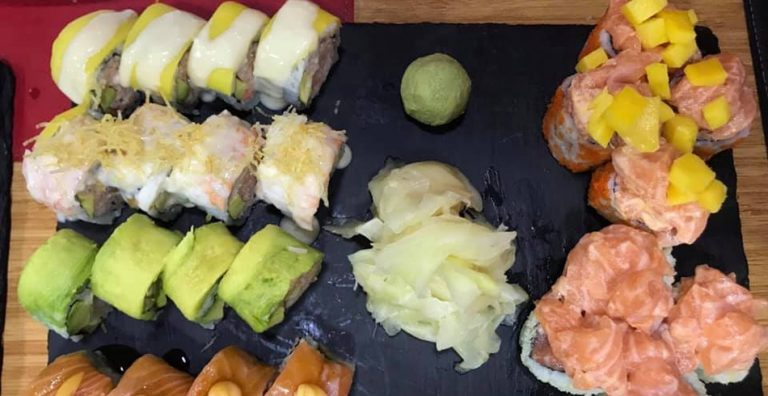 Sushi Call: Good Sushi for Delivery